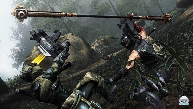 Screenshot - Ninja Gaiden 3 - Razor's Edge (Wii_U) 92405077