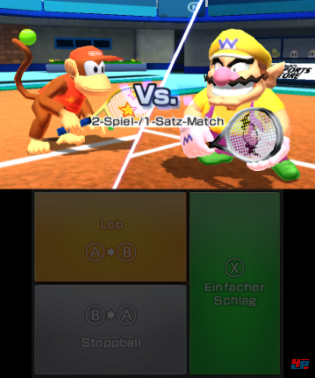 Screenshot - Mario Sports Superstars (3DS) 92542199