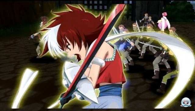 Screenshot - Tales of the Heroes: Twin Brave (PSP) 2295522