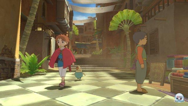 Screenshot - Ni No Kuni: Der Fluch der Weißen Königin (PlayStation3) 2376152