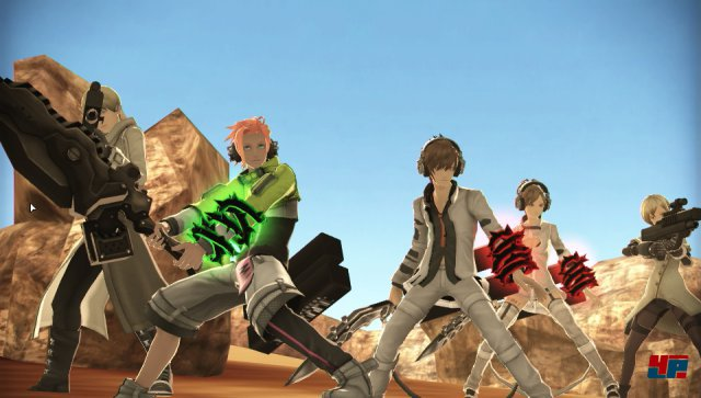 Screenshot - Freedom Wars (PS_Vita) 92483906