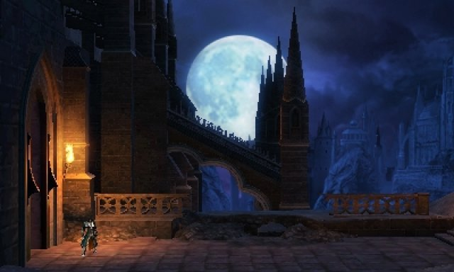 Screenshot - Castlevania: Lords of Shadow - Mirror of Fate (3DS) 2397062