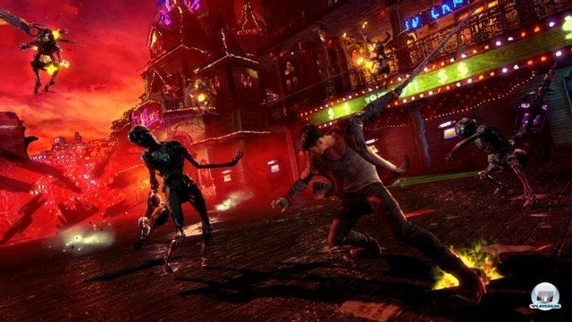 Screenshot - DmC: Devil May Cry (360) 92418812