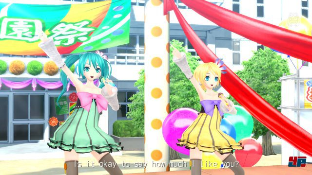 Screenshot - Hatsune Miku: Project Diva F 2nd (PlayStation3)