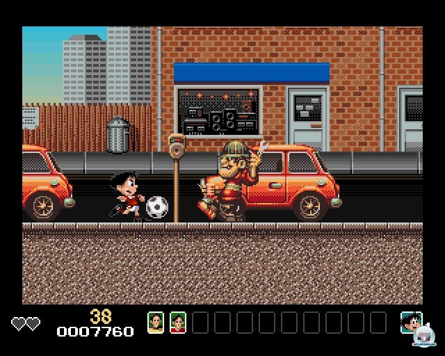 Screenshot - Soccer Kid (PC)