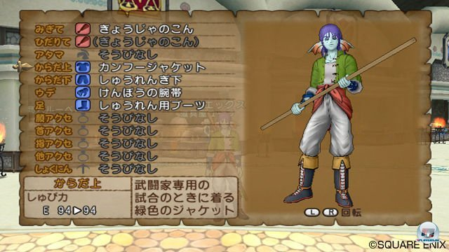 Screenshot - Dragon Quest X Online (Wii) 2292937