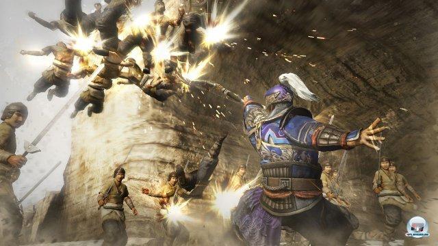 Screenshot - Dynasty Warriors 8 (PlayStation3) 92434137
