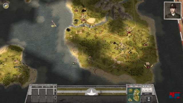 Screenshot - Order of Battle: Pacific (PC)