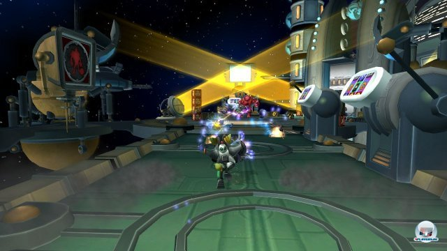 Screenshot - The Ratchet & Clank Trilogy (PlayStation3) 2329397