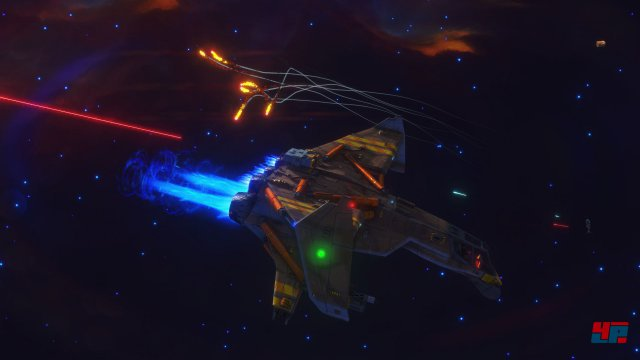 Screenshot - Rebel Galaxy Outlaw (PC) 92573201