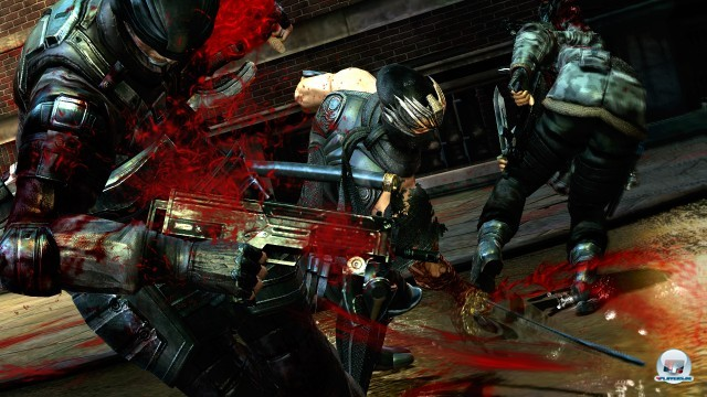 Screenshot - Ninja Gaiden 3 (PlayStation3) 2229838