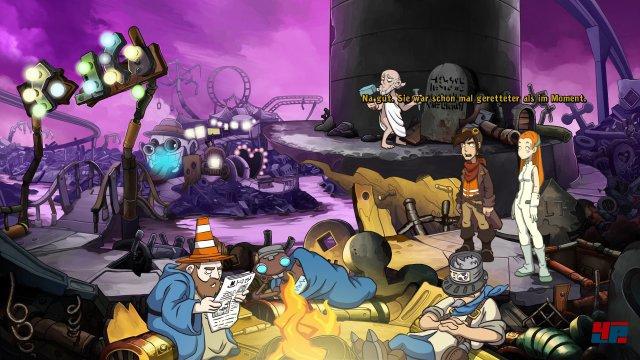Screenshot - Deponia Doomsday (Linux) 92522006