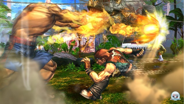 Screenshot - Street Fighter X Tekken (360) 2230347