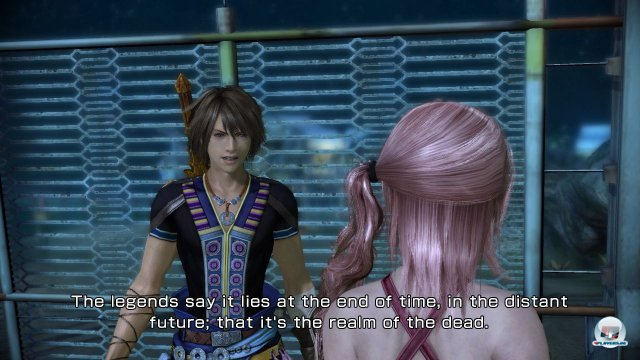 Screenshot - Final Fantasy XIII-2 (PlayStation3) 2294497
