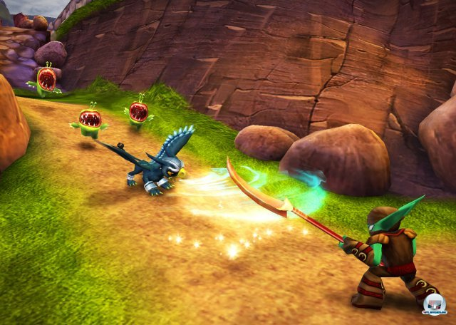 Screenshot - Skylanders: Spyro's Adventure (PC) 2254092