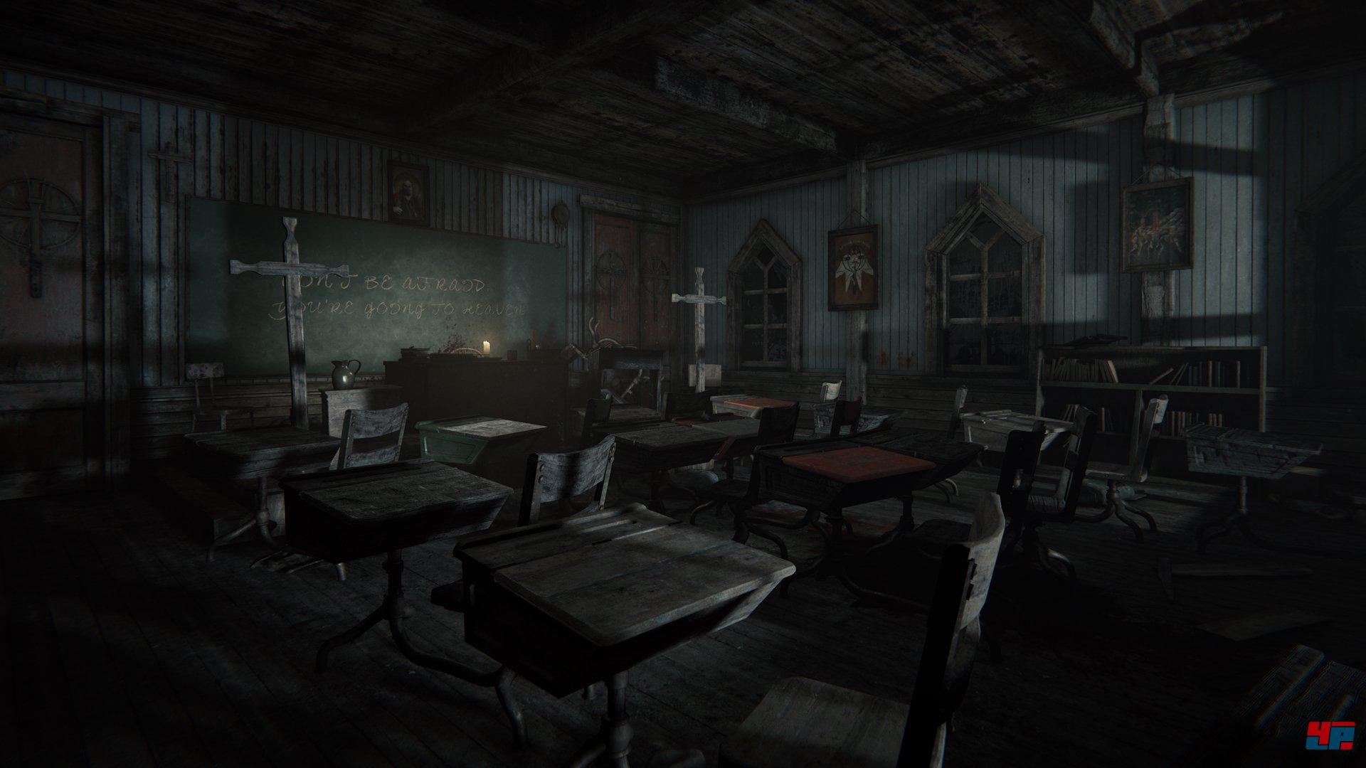 Screenshots zu Outlast 2 Alles zum Action Spiel Outlast 2 4Players