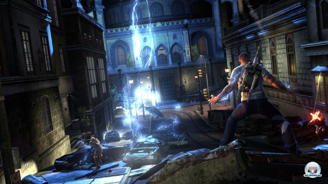 Screenshot - inFamous 2 (PlayStation3) 2226554