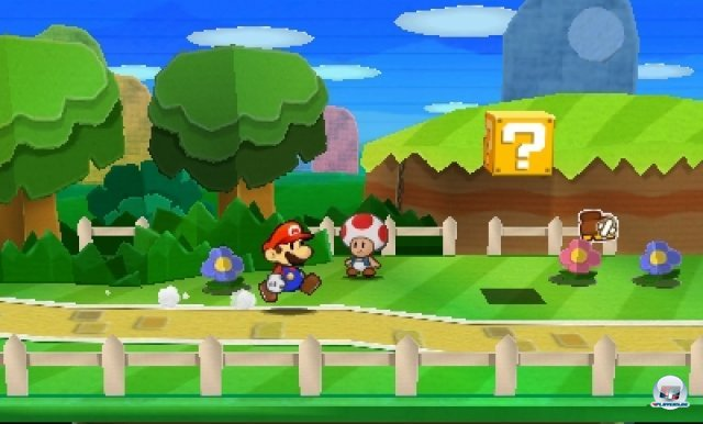 Screenshot - Paper Mario: Sticker Star (3DS) 2361197
