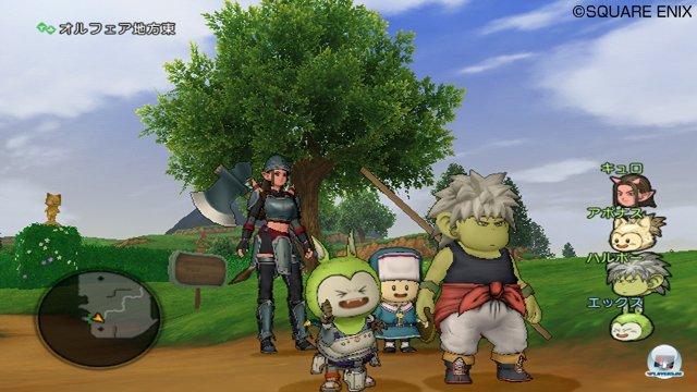 Screenshot - Dragon Quest X Online (Wii) 2375957