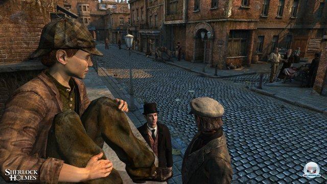 Screenshot - Die neuen Abenteuer des Sherlock Holmes: Das Testament des Sherlock Holmes (PC) 2258197