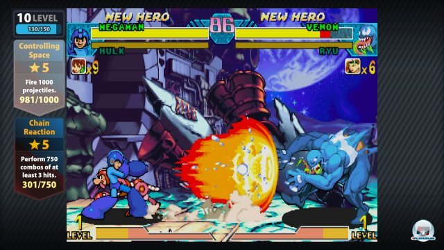 Screenshot - Marvel vs. Capcom Origins (360) 2374107