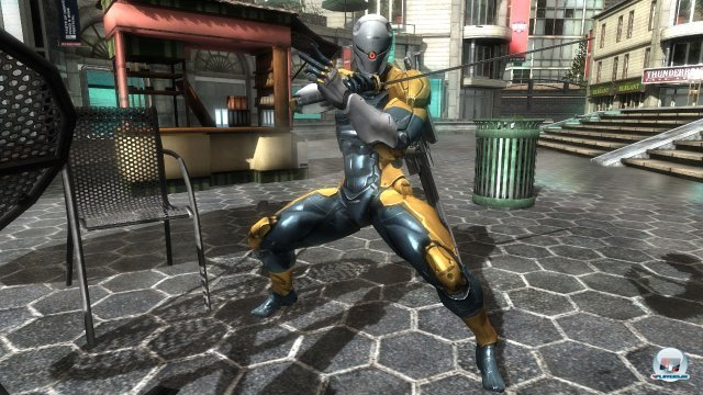 Screenshot - Metal Gear Rising: Revengeance (360) 92443537