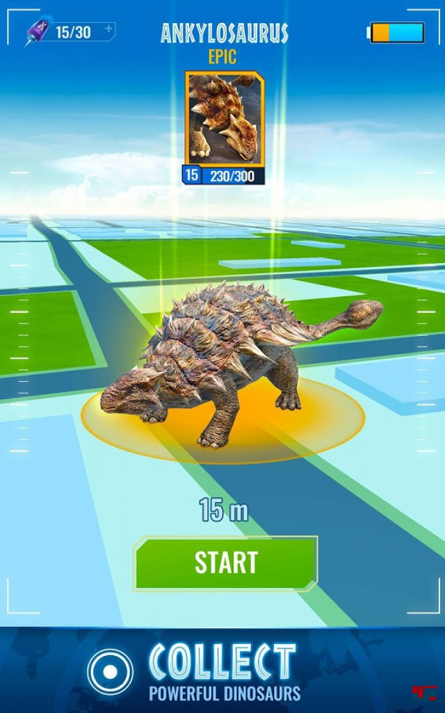 Screenshot - Jurassic World Alive (Android) 92560811