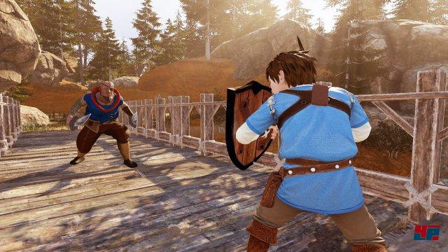 Screenshot - Beast Quest (PC)