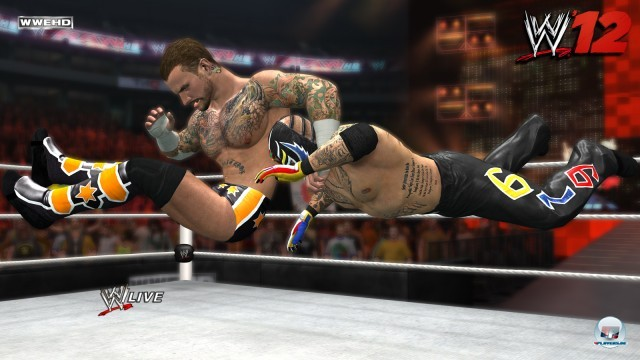 Screenshot - WWE '12 (PlayStation3) 2251932