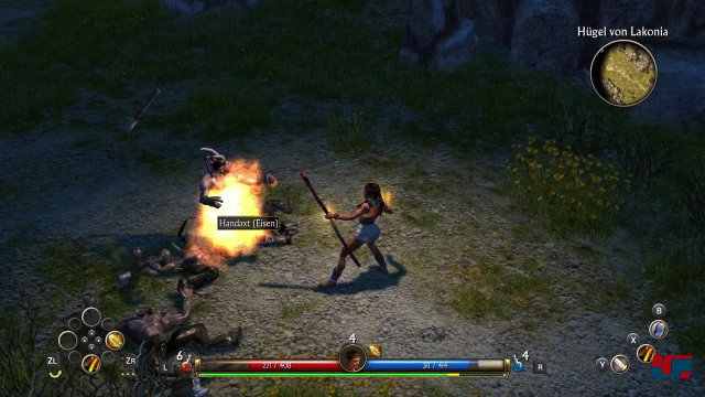 Screenshot - Titan Quest (Switch)