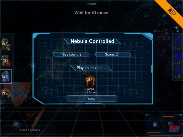 Screenshot - Galaxy of Trian (iPad)