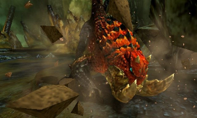 Screenshot - Monster Hunter 4 Ultimate (3DS) 92484914