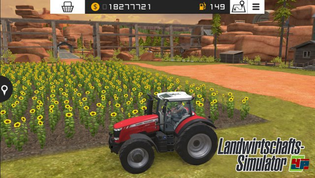 Screenshot - Landwirtschafts-Simulator 18 (PS_Vita)
