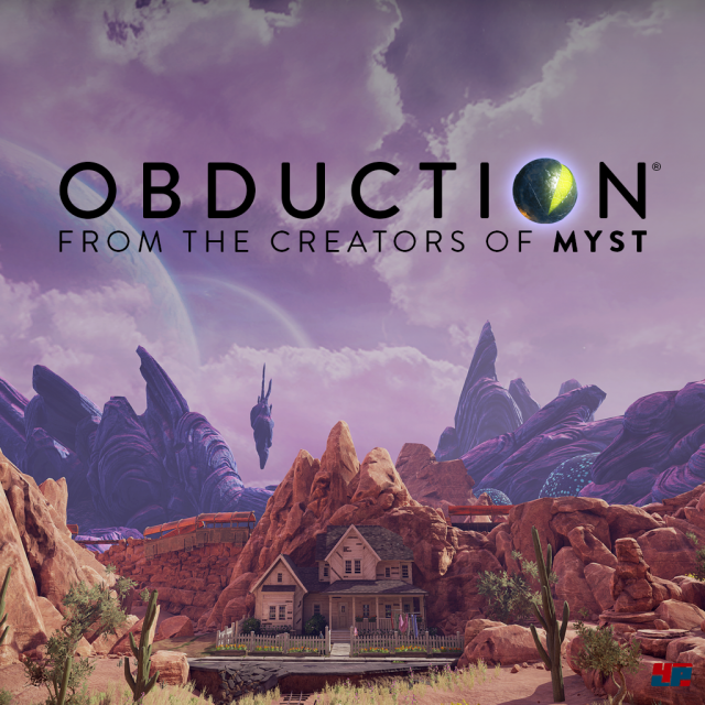 Screenshot - Obduction (HTCVive)