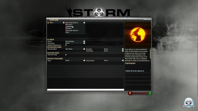 Screenshot - Storm: Frontline Nation (PC)