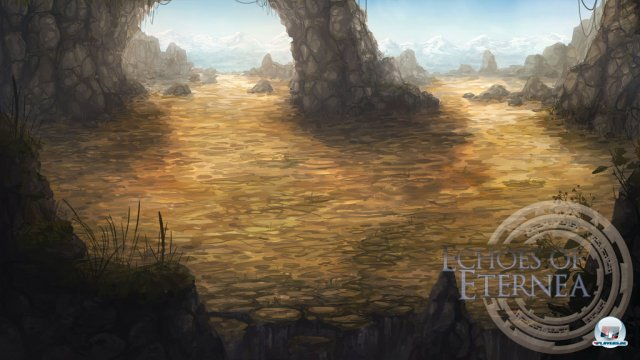 Screenshot - Echoes of Eternea (PC)