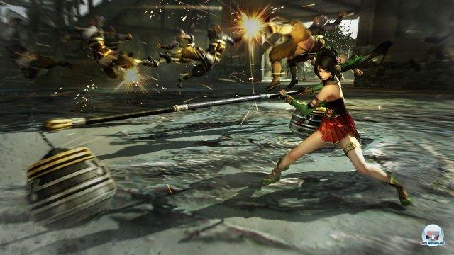 Screenshot - Dynasty Warriors 8 (PlayStation3) 92433897