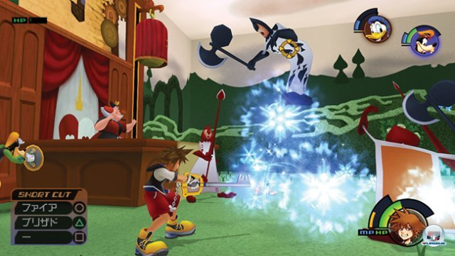 Screenshot - Kingdom Hearts 1.5 HD Remix  (PlayStation3) 92433067