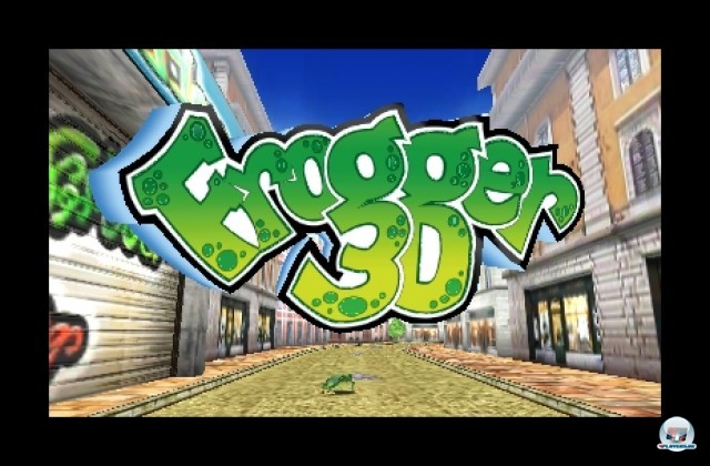 Screenshot - Frogger 3D (3DS) 2252532