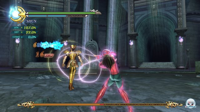 Screenshot - Saint Seiya: Sanctuary Battle (PlayStation3) 2265692
