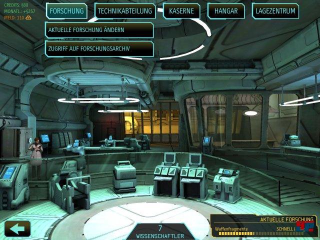 Screenshot - XCOM: Enemy Within (iPad)