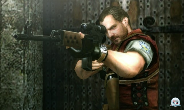 Screenshot - Resident Evil: The Mercenaries 3D (NDS) 2223794