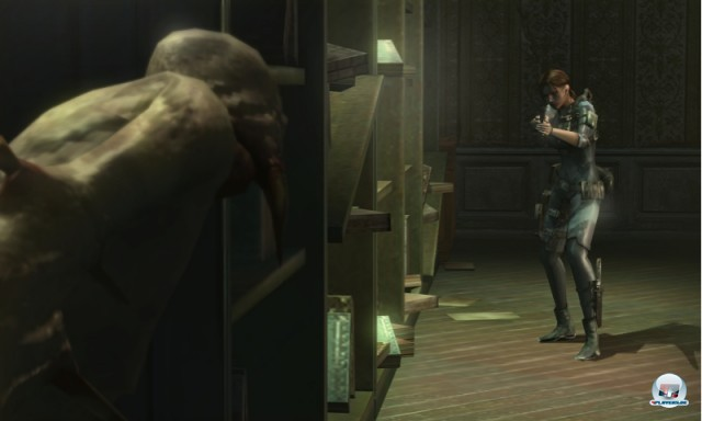 Screenshot - Resident Evil: Revelations (3DS) 2230214