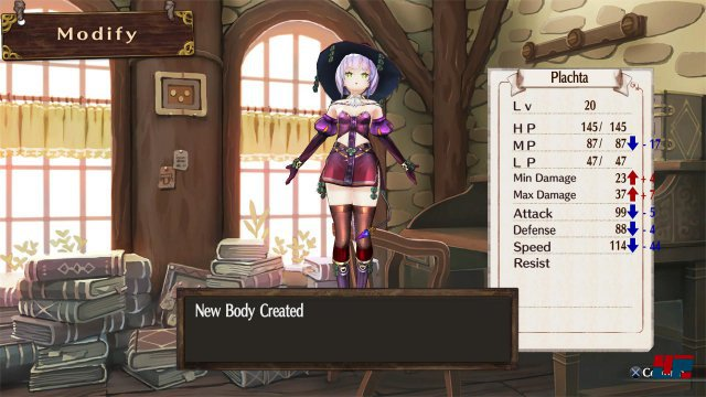 Screenshot - Atelier Sophie: The Alchemist of the Mysterious Book (PS4) 92527357