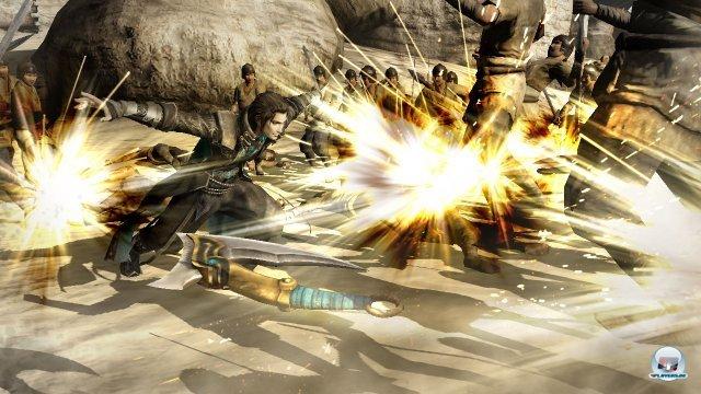 Screenshot - Dynasty Warriors 8 (PlayStation3) 92433612