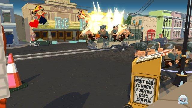 Screenshot - When Vikings Attack! (PlayStation3) 2393627