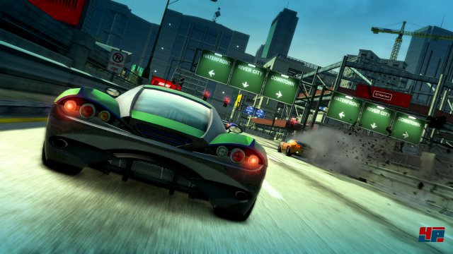 Screenshot - Burnout Paradise (PC)