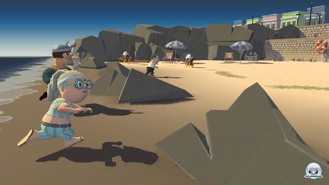 Screenshot - When Vikings Attack! (PlayStation3) 2393567