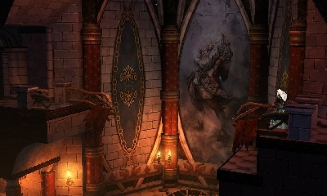 Screenshot - Castlevania: Lords of Shadow - Mirror of Fate (3DS) 92428987