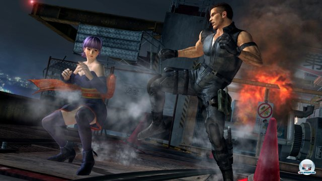 Screenshot - Dead or Alive 5 (PlayStation3) 2361647